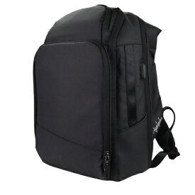 [AZALPHA]ビジネスリュック USB充電ポート 防水 17インチパソコン対応 通勤 仕事 ビジネス 通学 1泊出張用 軽量 大容量 180°開口 盗難防止 MacBook Pro バックパック