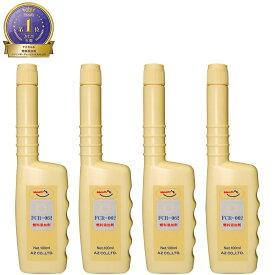 (メール便で送料無料)AZ FCR-062 燃料添加剤 100ml ガソリン添加剤 × 4本セット
