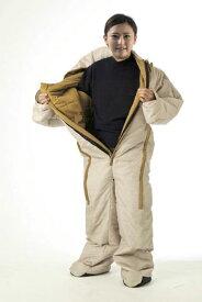 【在庫あり】★NEW動けるあったか寝袋 サイズS-M 適応身長150〜165cm ◎即納します (冬)【後払いも可】【レビュー記入で200円クーポンGET!】