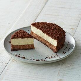 ショコラドゥーブル ルタオ チーズケーキ ルタオを代表するチーズケーキ。とろりとしたなめらかなレア&ベイクドの2層仕て。北海道 小樽 有名 チーズケーキ 人気 定番土産