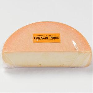 十勝ラクレット モールウォッシュ 1/2ホール 約1800g 北海道 十勝 乳製品 十勝プライド ラクレットチーズ チーズフォンデュ おつまみピザ トースト等に 美味しい 絶品 パーティ