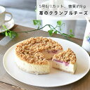 低糖質ベイクドチーズケーキ 北海道チーズ 5号 誕生日 ケーキ 糖質オフ ベイクドチーズ 天然甘味料 バースデー ギフト…