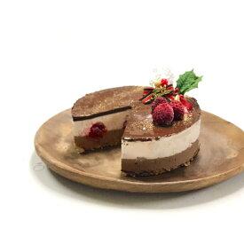 【限定100台】クリスマスケーキ 低糖質ケーキ 記念日 AZFOOD チョコレートケーキ ショコラベリー イベント チーズケーキ クリスマス スーパーセール 誕生日 バースデー ギフト 予約 チョコ スイーツ