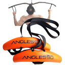 Angles90 アングレス90 グリップセット イタリア製 ケーブルアタッチメント 懸垂補助器具