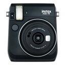 富士フイルム チェキ instax mini 70N ブラック/INS MINI70N BLACK