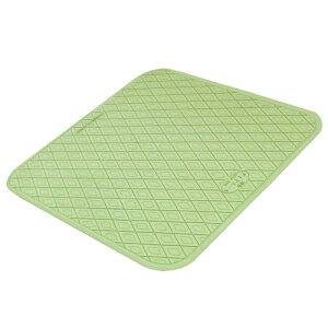 シンエイテクノ 浴槽用 滑り止めマット ダイヤエース S(38×40cm)グリーン/ SD 20/S GN