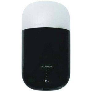 スマートフォンUV除菌器 Dr.カプセル ブラック /ROA7268【送料無料】【楽ギフ_包装】【HLS_DU】【ウイルス対策】【在庫あり】