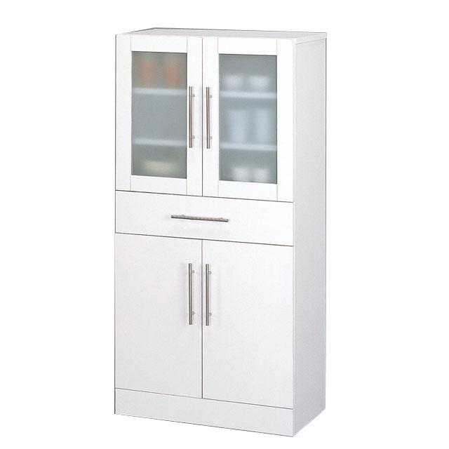 クロシオ カトレア 食器棚 60-120 23463