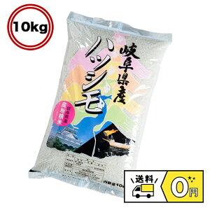 米 お米 ハツシモ 白米 岐阜県産 10kg 産地精米 毛利米穀 令和2年産 10kg 10キロ 送料無料