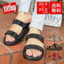 【国内正規品】fitflop フィットフロップ サンダル シューズ 靴 LOTTIE SHIMMERCRYSTALSLIDES コンフォート サンダル …