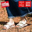 【国内正規品】fitflop フィットフロップ サンダル シューズ 靴 KAIA CROC PRINT BACK-STRAP SANDALS バックストラッ…
