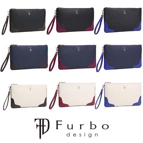 フルボデザイン Furbo design メンズクラッチバッグ Milano Clutch Bag FRB008 ミラノ クラッチ バッグ プレゼント ギフト 父の日 送料無料