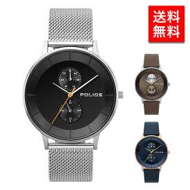 【国内正規品】ポリス 腕時計 メンズ BERKELEY 男性 ビジネス 15402JS02 プレゼント ギフト 記念日 オススメ