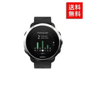 【国内正規品】スント3 フィットネス メンズ レディース スマートウォッチ SUUNTO FITNESS おすすめ 腕時計 心拍計測 SS050018000 ランニングウォッチ スポーツ トレーニング iPhone Android