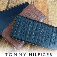 583420223cff PR トミーヒルフィガー 財布 ラウンドファスナー長財布 TOMMY HI.