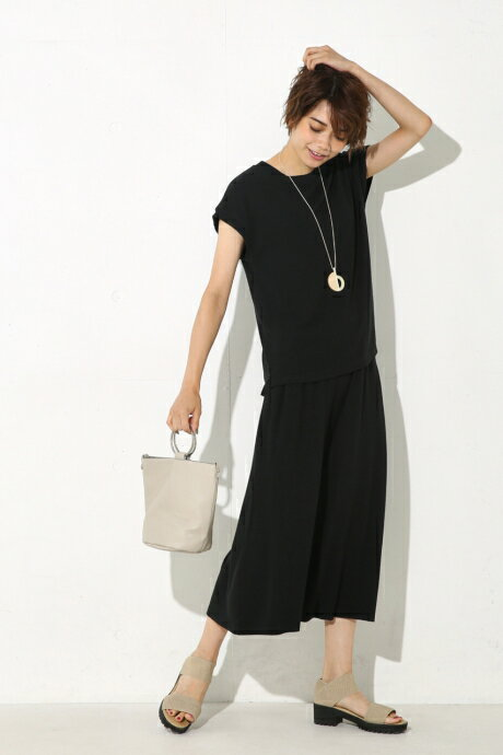 【AZUL BY MOUSSY】ピグメントSET UP AZUL BY MOUSSY/アズール バイ マウジー/レディース/ワンピース ワンピース【MARKDOWN】