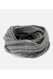 CABLE SNOOD AZUL BY MOUSSY/アズール バイ マウジー/レディース/グッズ マフラー/ストール【MARKDOWN】