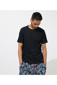 《8月21日まで期間限定価格》ヘビーウェイトクルーネックTシャツ AZUL BY MOUSSY/アズール バイ マウジー/メンズ/トップス カットソー【MARKDOWN】
