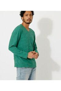 SHADOW CAMO LONG TEE/シャドウカモロングTシャツ / AZUL BY MOUSSY/アズール バイ マウジー/メンズ/トップス カットソー【MARKDOWN】