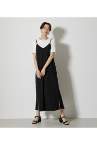 BACK LACE-UP CAMI ONEPIECE/バックレースアップキャミワンピース / AZUL BY MOUSSY/アズール バイ マウジー/レディース/ワンピース ワンピース【MARKDOWN】