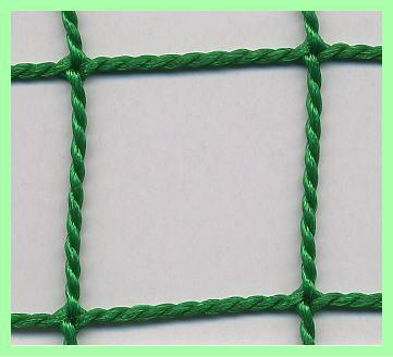 44本野球ネット(グリーン) 無結節網