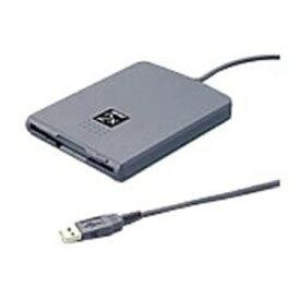 バッファロー BUFFALO FD-2USB [USB高速FDディスク]1.44MB、1.2MB、720KB(3モード) 2倍速フロッピーディスクドライブ
