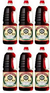 キッコーマンこいくちしょうゆ 1.8Lペットボトル 6本 1ケース 濃い口醤油 調味料 1800ml