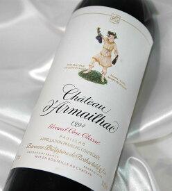 シャトー・ダルマイヤック [1994] ハーフボトル 375ml /フランスワイン/赤ワイン/ボルドーワイン/メドック/ポイヤック