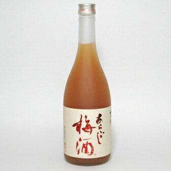 梅の宿 あらごし梅酒 720ml/梅乃宿 /
