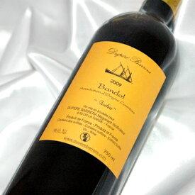 ロマネ・コンティの樽で熟成した、噂のワイン!バンドール・キュヴェ・インディア 750ml【デュペレ・バレラ】 /ディペレ