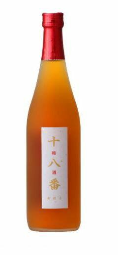 「全国梅酒品評会2015」にて銅賞受賞梅酒!紅乙女酒造十八番梅酒(おはこ梅酒)720ml