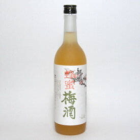 紀州蜂蜜梅酒 720ml/中野BC はちみつ ハチミツ