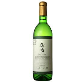 余市ワインミュラー トゥルガウ 720ml //白ワイン 日本ワイン 北海道 国産ワイン 日本清酒