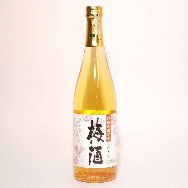 さつまの梅酒 720ml/魔王/白玉醸造 /