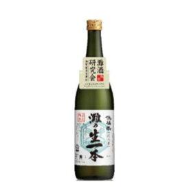 浜福鶴 灘の生一本 2020 灘酒研究会 720ml/灘浜福鶴蔵/なだのきいっぽん/清酒/日本酒