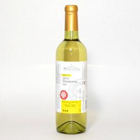 スイス村ワイナリーシャルドネ クレール[2014]720ml/国産ワイン/日本ワイン/あづみアップル白ワイン/長野 /