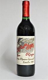 カスティーリョ・イガイ グランレゼルヴァ エスペシャル [1987] 750mlマルケス デ ムリエタ /赤ワイン/スペインワイン/リオハ/カスティッロ(クール代別途要)