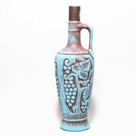グルジア(ジョージア)ワイン サペラヴィ 陶器瓶 750ml/朝日新聞 / 父の日