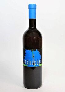 【送料無料(北海道・沖縄は別途)!】ラディコン リボッラジャッラ [2000] 750ml /イタリアワイン/白ワイン/フリウリ オレンジワイン アンバーワイン
