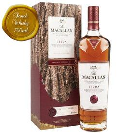 ザ・マッカラン テラ 43.8度 700ml/The MACALLAN TERRA/ウイスキー シングルモルト スコッチウイスキー ウィスキー ウヰスキー HIGHLAND SINGLE MALT SCOTCH WHISKY
