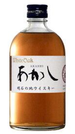ホワイトオークあかし 500ml/明石の地ウイスキー/江井ヶ島酒造/ちちんぷいぷい/ウイスキー