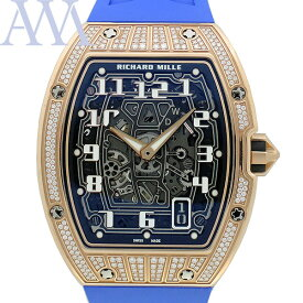 【RICHARD MILLE リシャールミル】RM67-01 エクストラフラット メンズ 腕時計 【新品】