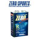 【送料無料】 ゼロスポーツ ZERO/SPORTS エンジンオイル ZERO SP チタニウムエンジンオイル R 4.5L缶 10W-50 JAN:452…
