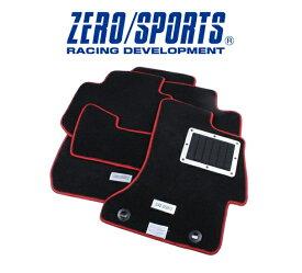 ZERO/SPORTS / ゼロスポーツ ハイクオリティ フロアマット カラー:レッド インプレッサ / WRX STI / フォレスター GR#/GV#/GH#/GE#/SH# 品番:0932118