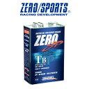 ZERO/SPORTS / ゼロスポーツ ZERO SP チタニウムエンジンオイル TB 20Lペール 10W-40 品番:0826015