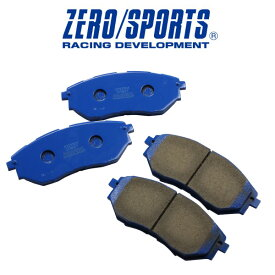 ZERO/SPORTS ゼロスポーツ インプレッサ GRB / GRF / GVB / GDB / VAB ブレーキパッド ストリート フロント スバル純正ブレンボキャリパー装備車対応 品番:0723301