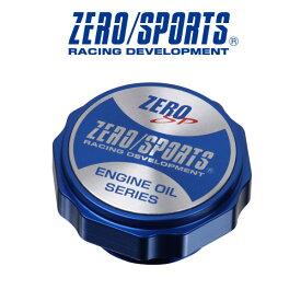 ZERO/SPORTS ゼロスポーツ インプレッサ STI GVB GVF ZERO SP オイルフィラーキャップ 品番:1556007