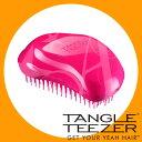 TANGLE TEEZER(タングル ティーザー) ピンク ヘアケアブラシ 枝毛 切れ毛 解消