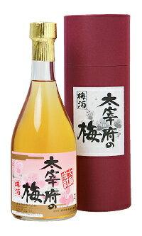 大宰府の梅酒 500ml 新しい元号「令和」が引用された「梅花の歌三十二首の序文」は大宰府で書かれたという説があります。