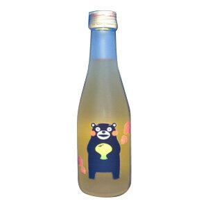 くまモン プリントボトル梅酒 300ml 箱付(球磨焼酎仕込み梅酒)